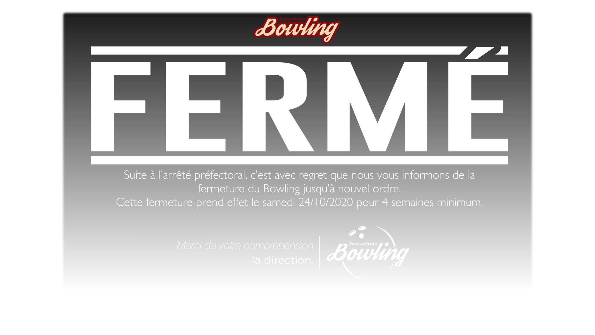 HOME SLIDE BOWLING FERME